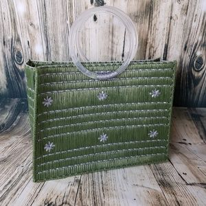 FREE WITH PURCHASE Vintage Handmade Purse